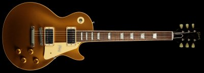Gibson Custom 1957 Les Paul Goldtop VOS - GT