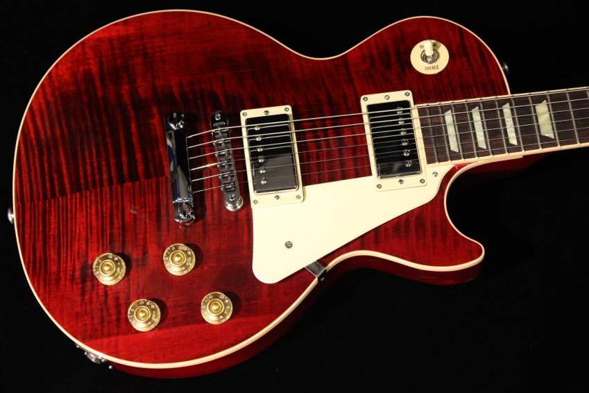 Gibson Les Paul Traditional T 2016 Wine Red Sn 160007064
