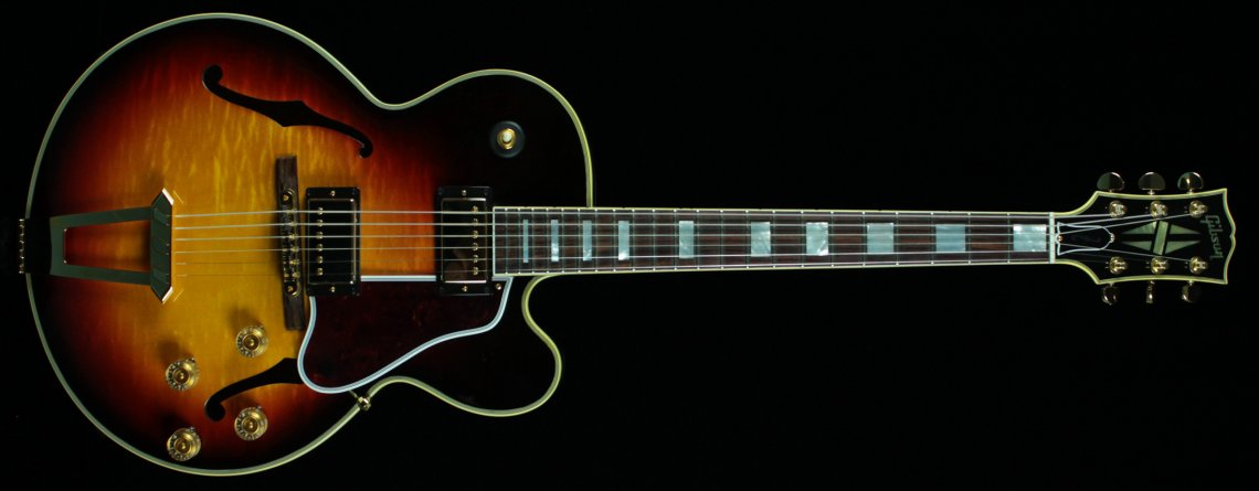 Gibson Memphis ES-275 Custom 2018 - SB - Click Image to Close