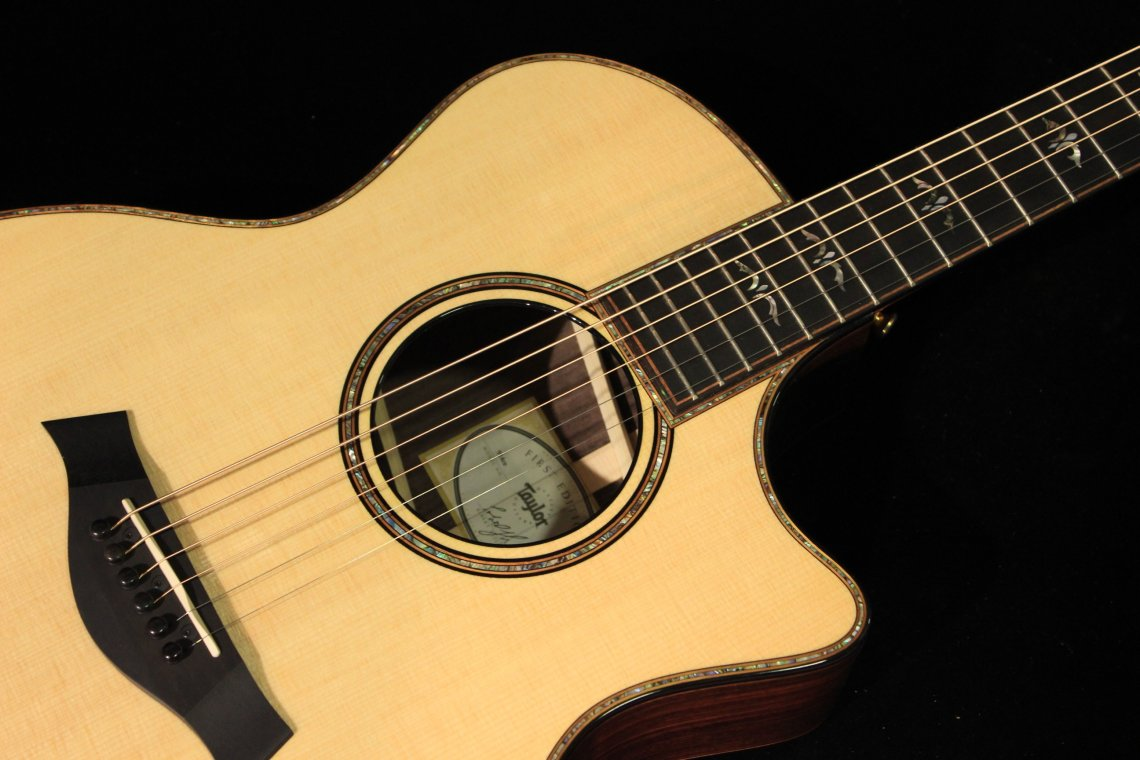 Taylor 914ce Es2 First Edition Natural Sn 1103235131