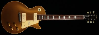 Gibson Custom Historic '54 Les Paul Goldtop VOS - GT