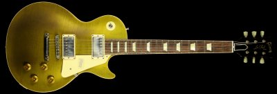 Gibson Custom 1957 Les Paul Goldtop Reissue Ultra Heavy Aged M2M