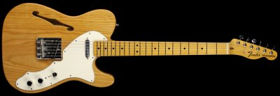 Fender American Original '60s Telecaster Thinline - MN AN