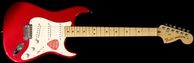Fender American Special Stratocaster - CAR