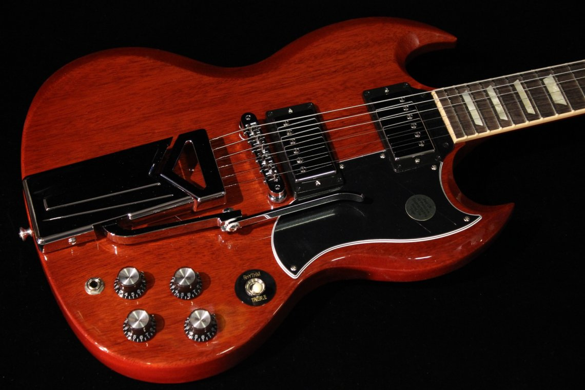 Gibson 1961 Les Paul SG Tribute
