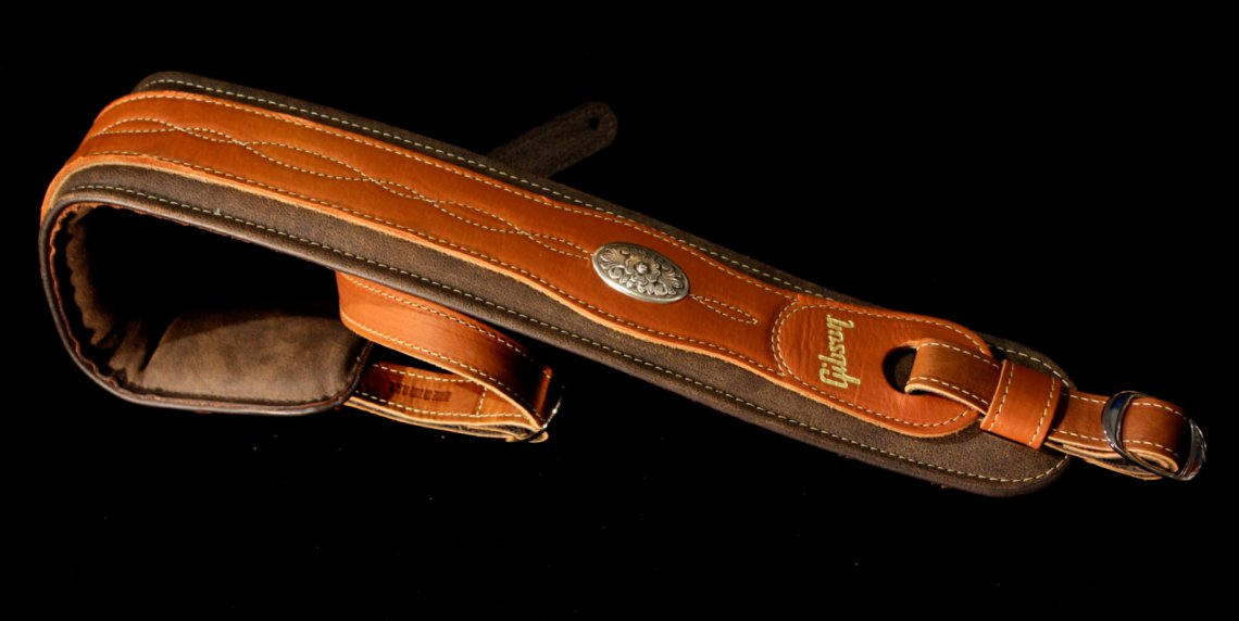 Gibson Gear The Austin Premium Confort Strap