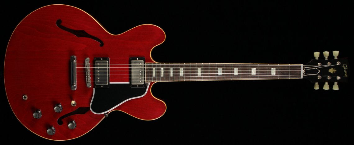 Gibson Custom 1962 ES-335 VOS - SC - Click Image to Close