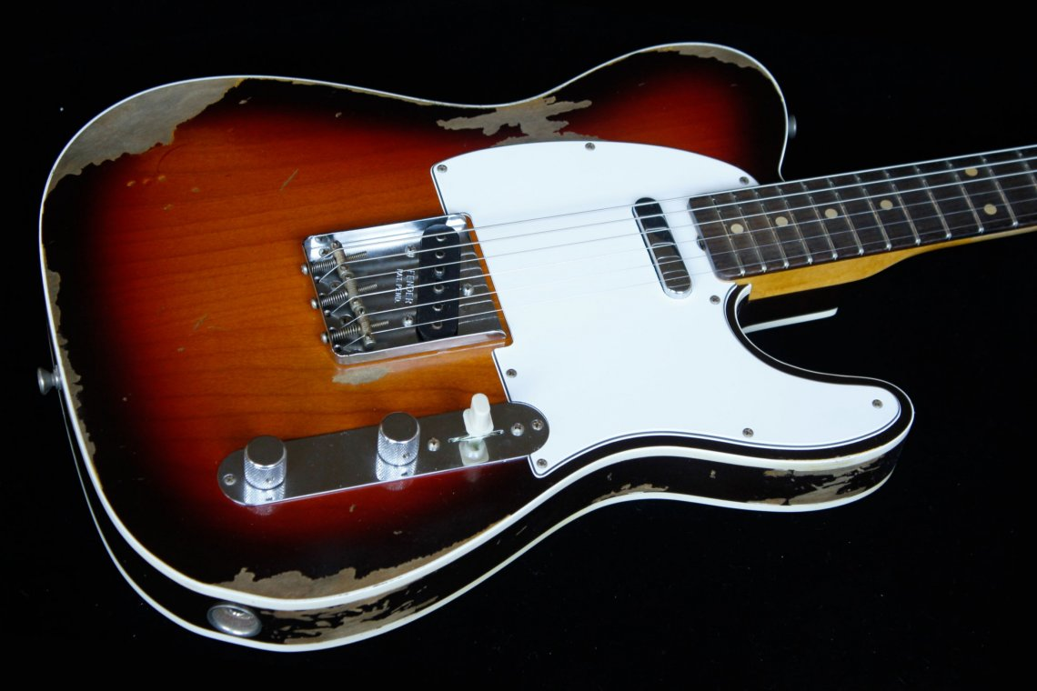 Pretty How To Install Bulldog Remote Start Thick 3 Coil Pickup Flat 2 Humbucker 5 Way Switch 5 Way Pickup Switch Old 5 Way Switch 2 Humbuckers RedSolar Panel Schematic Fender Custom 1963 Telecaster Custom Heavy Relic 3 Color Sunburst ..