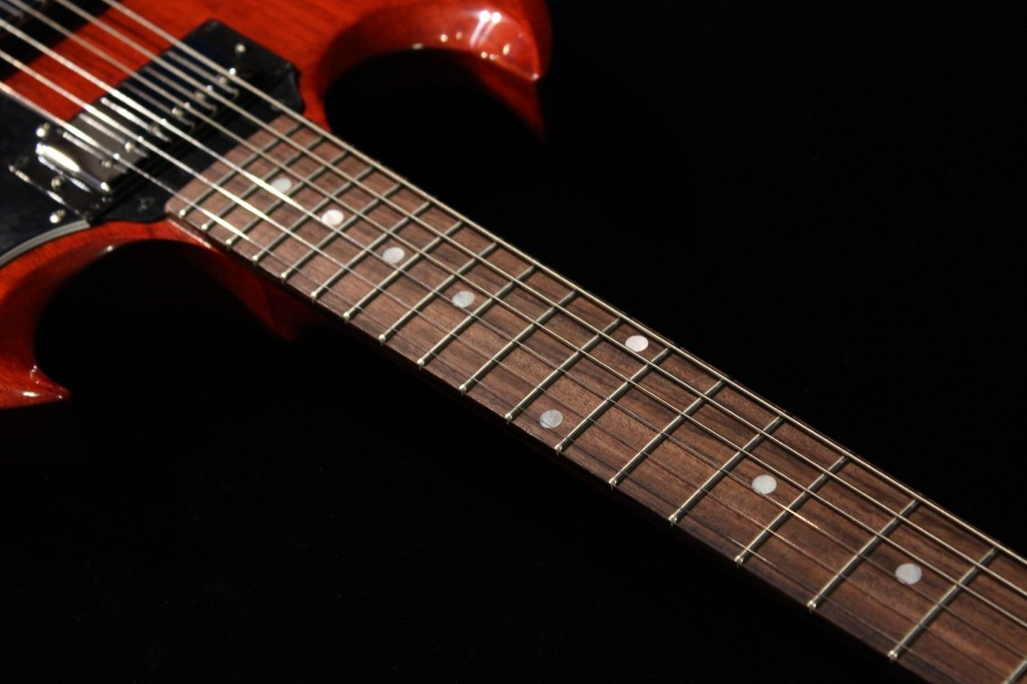Gibson Sg Xs Extra Slim Limited Edition Heritage Cherry