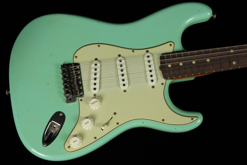 Fender Custom 1961 Stratocaster Journeyman Relic Limited - SFM