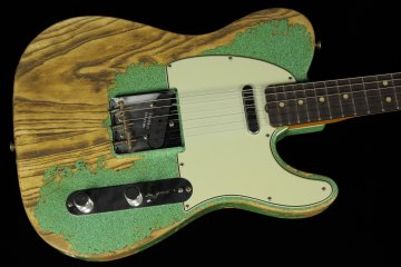 Fender Custom 1963 Telecaster Super Heavy Relic Limited - SFSPK