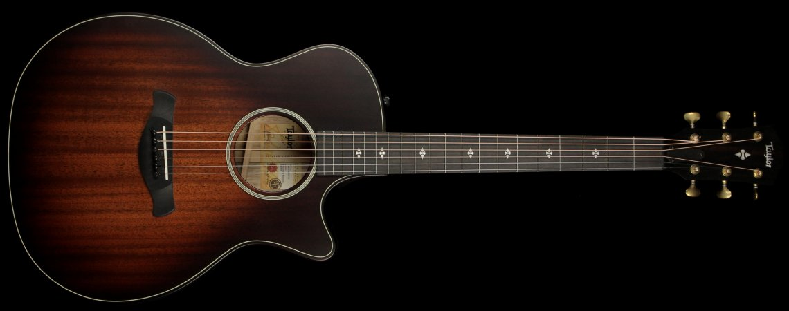 Taylor Builder's Edition 324ce - Click Image to Close