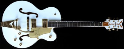 Gretsch G6136T-WHT Players Edition White Falcon