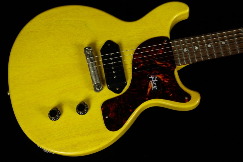 Gibson Custom 1958 Les Paul Junior Double Cut Reissue M2M VOS - BY