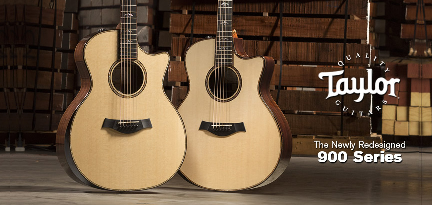 Taylor 900s Series