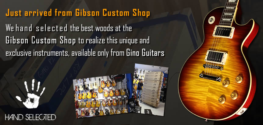 Gibson Custom Shop Hand Picked