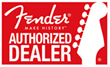 Fender Custom Shop authorized dealer