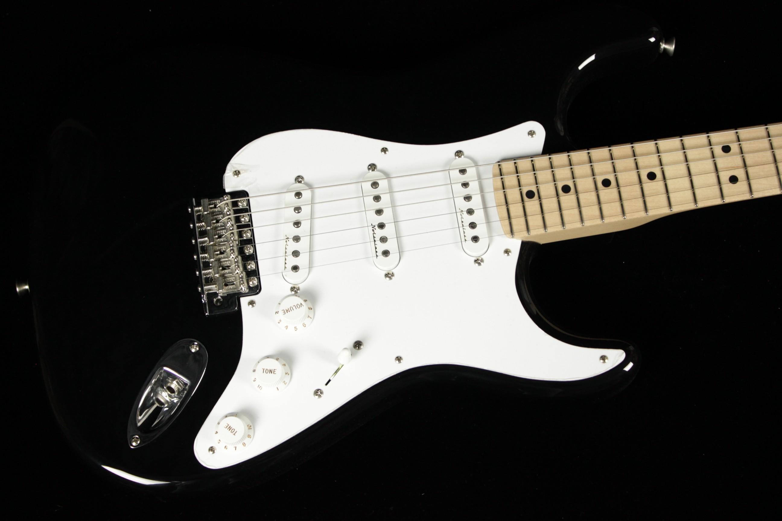 fender custom eric clapton signature stratocaster black sn cz533047 gino guitars. Black Bedroom Furniture Sets. Home Design Ideas