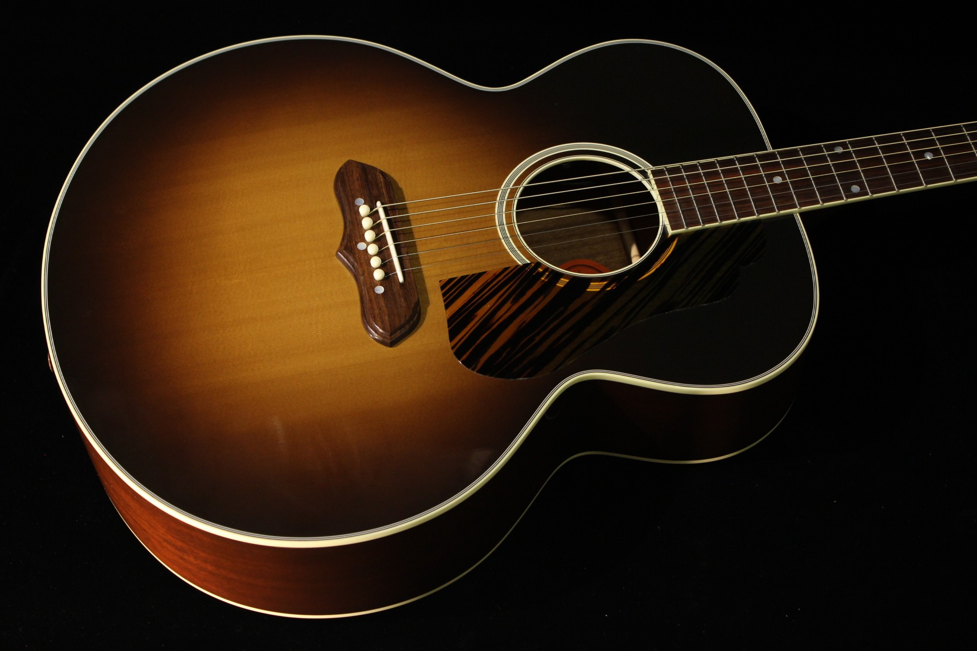 gibson 1941 sj 100 vintage sunburst sn 10303039 gino guitars. Black Bedroom Furniture Sets. Home Design Ideas