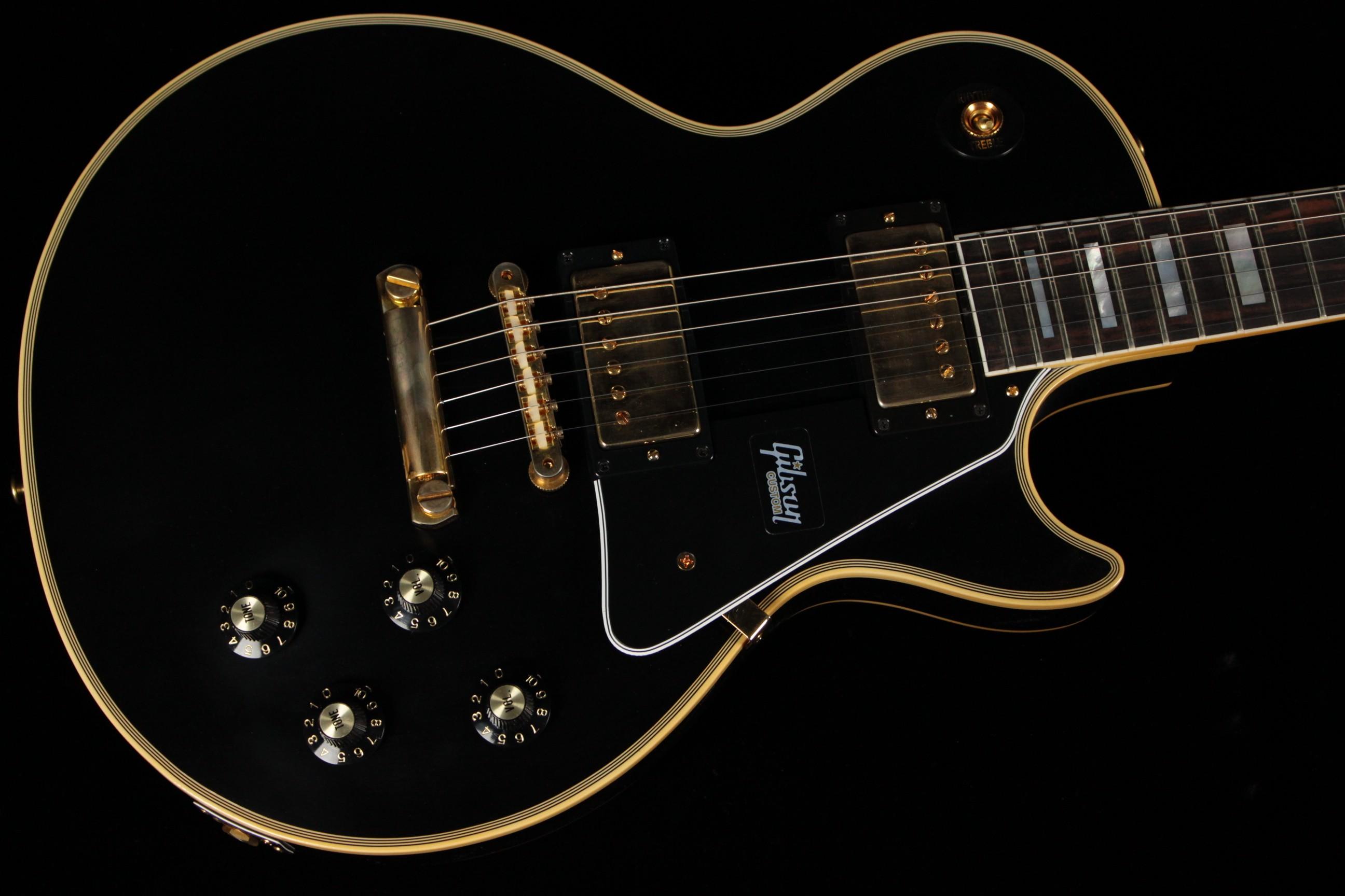 Gibson Custom 50th Anniversary 1968 Les Paul Custom VOS