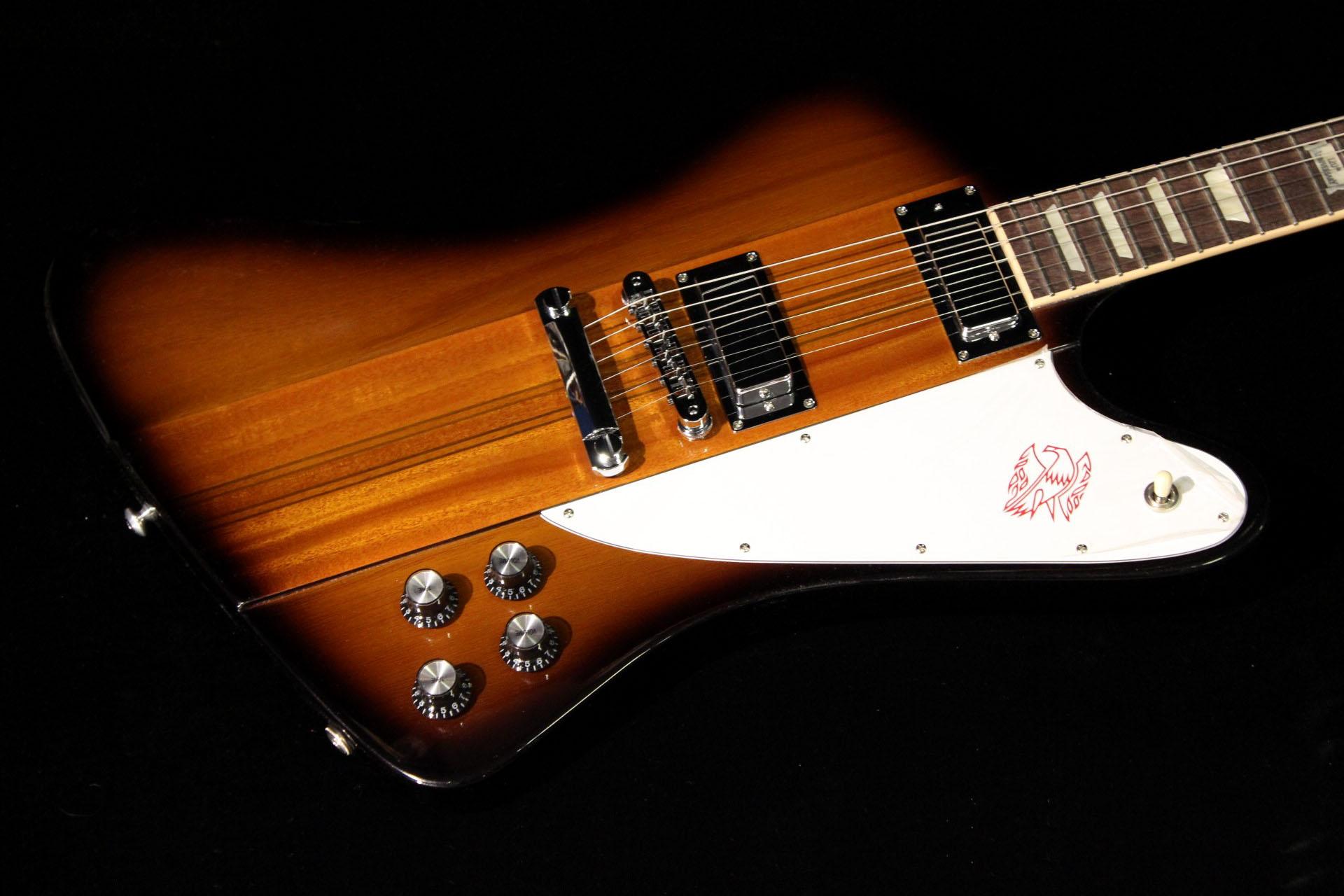 Gibson Firebird 2014 Vintage Sunburst Sn 140020602