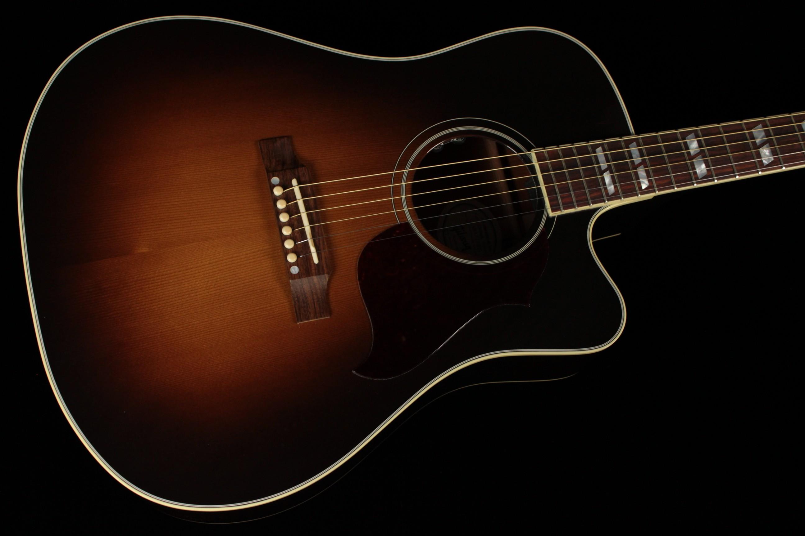 Gibson Hummingbird PRO EC 2016
