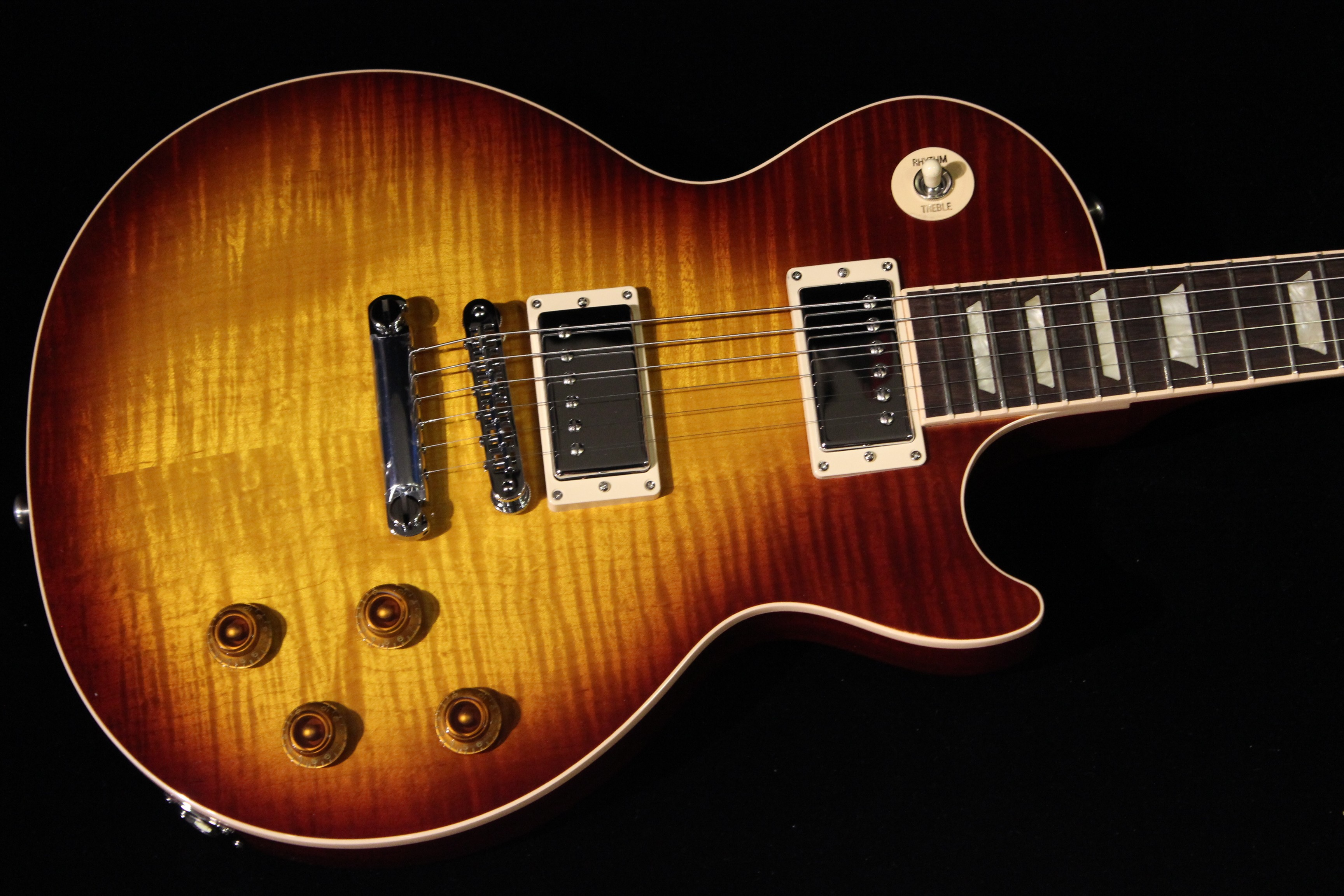 gibson les paul standard t 2016 tea burst sn 160013719 gino guitars. Black Bedroom Furniture Sets. Home Design Ideas