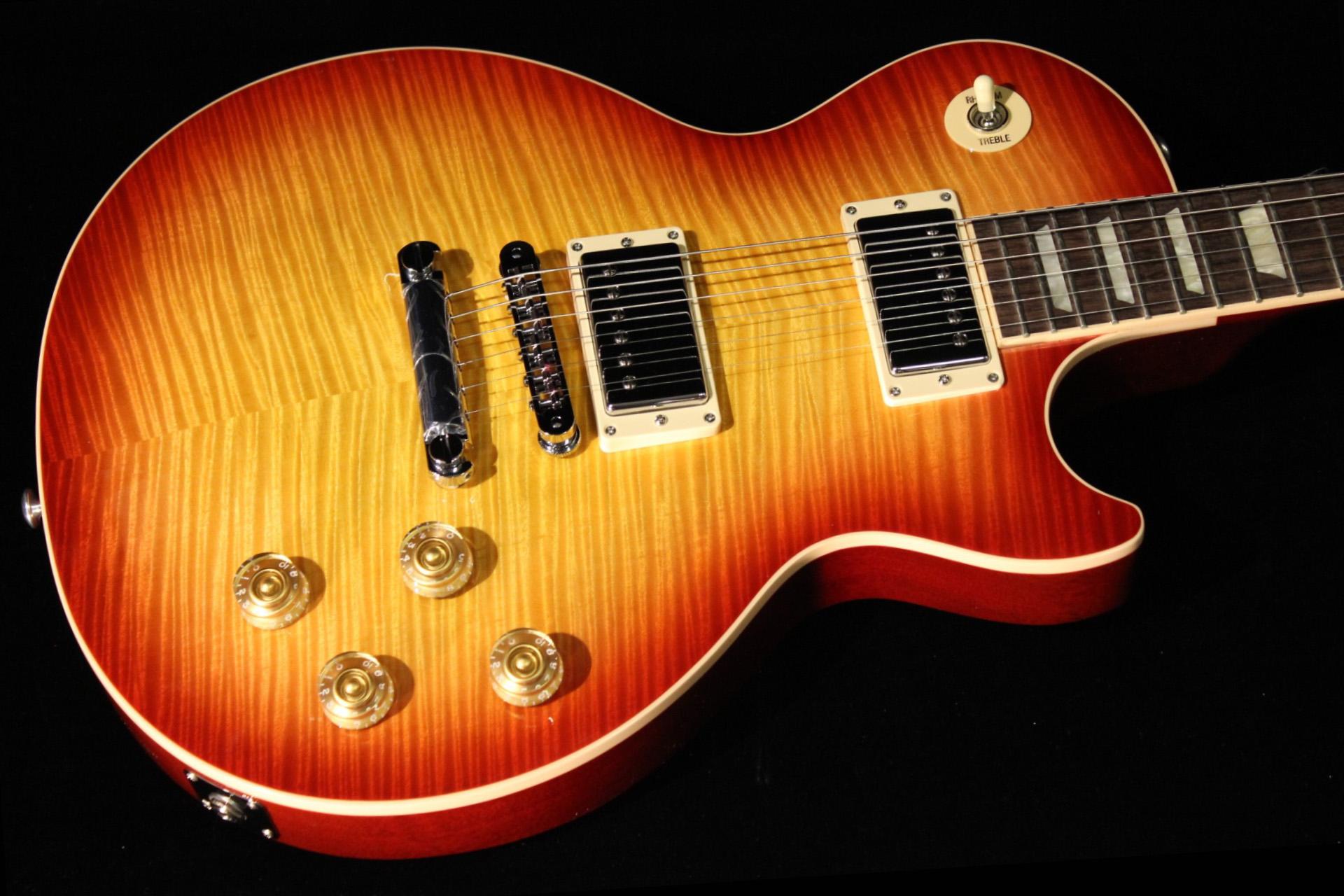 Gibson Les Paul Standard Plus 2014 Heritage Cherry