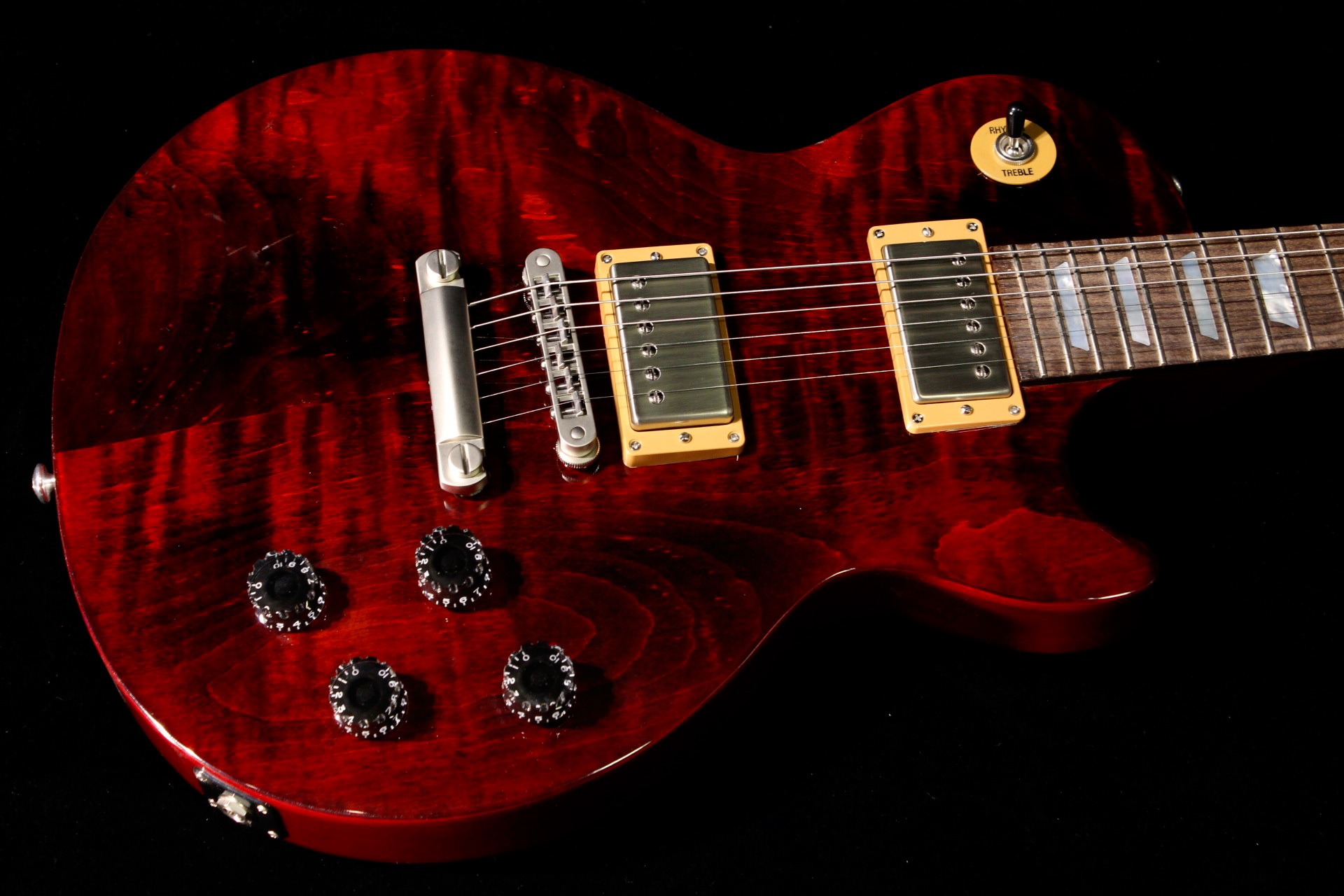 Gibson Les Paul Studio 2015 Wine Red Sn 150002118