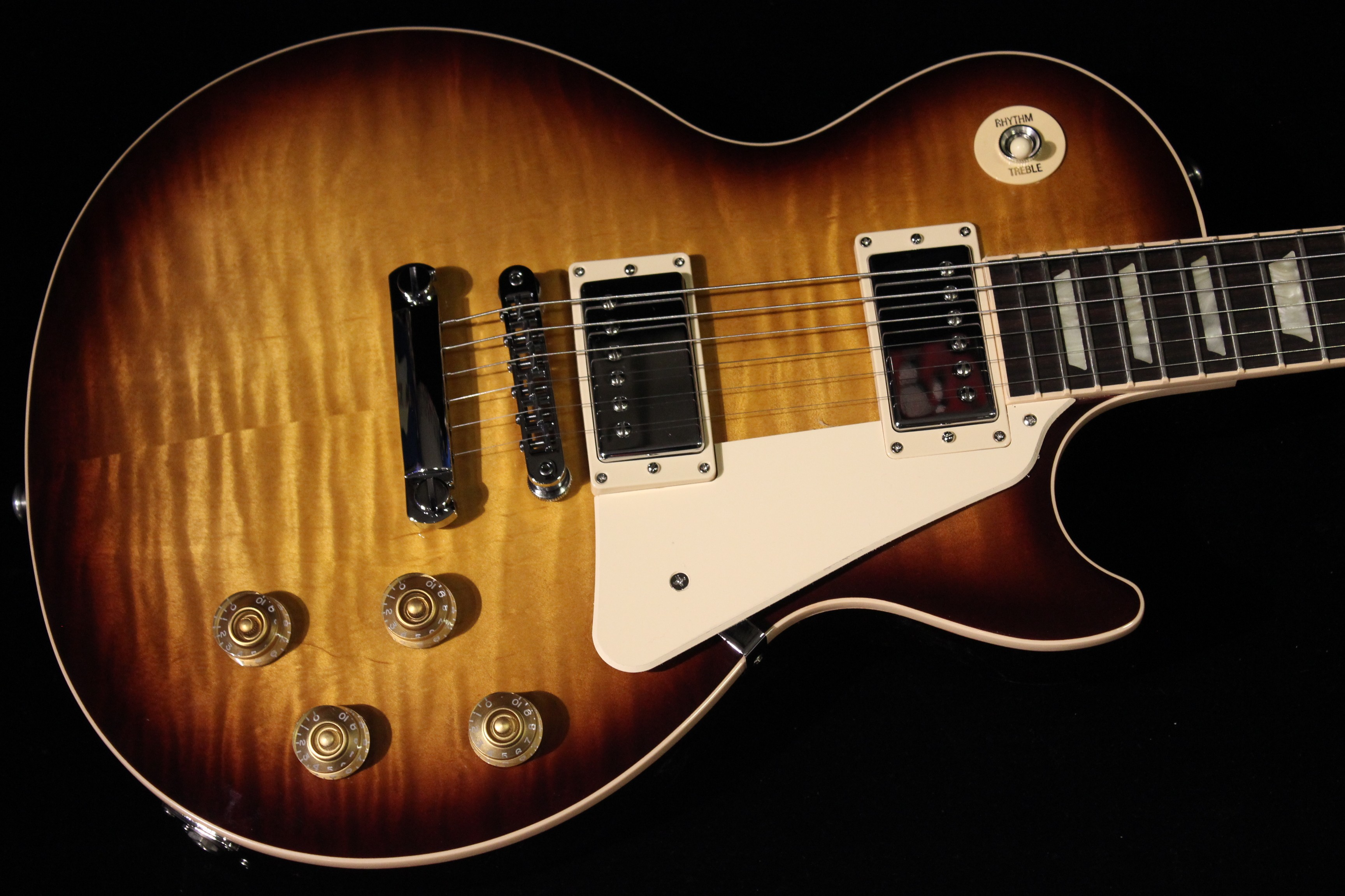 gibson les paul traditional t 2016 desert burst sn 160022225 gino guitars. Black Bedroom Furniture Sets. Home Design Ideas