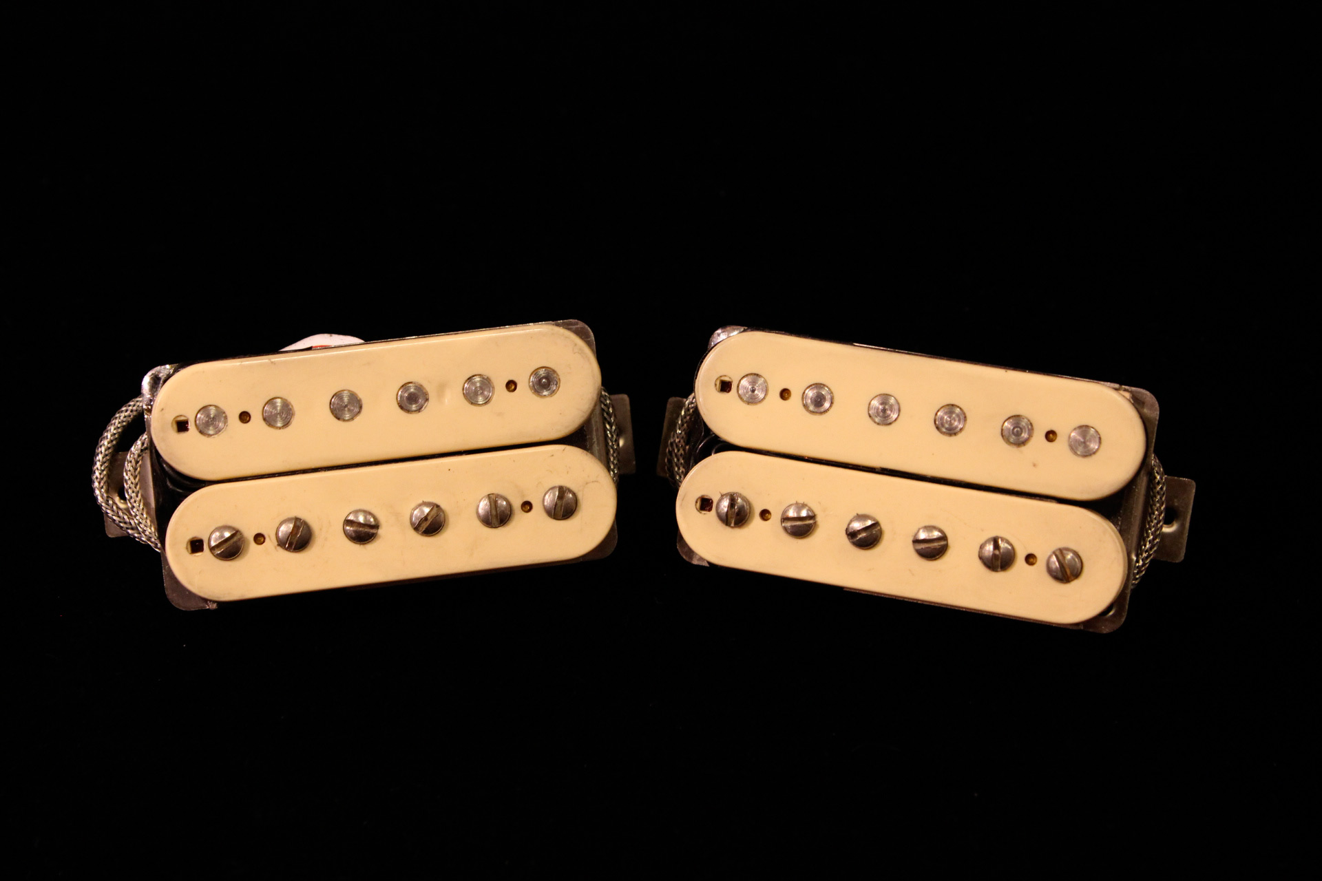 Hookup Gibson Les Paul Custom Shop