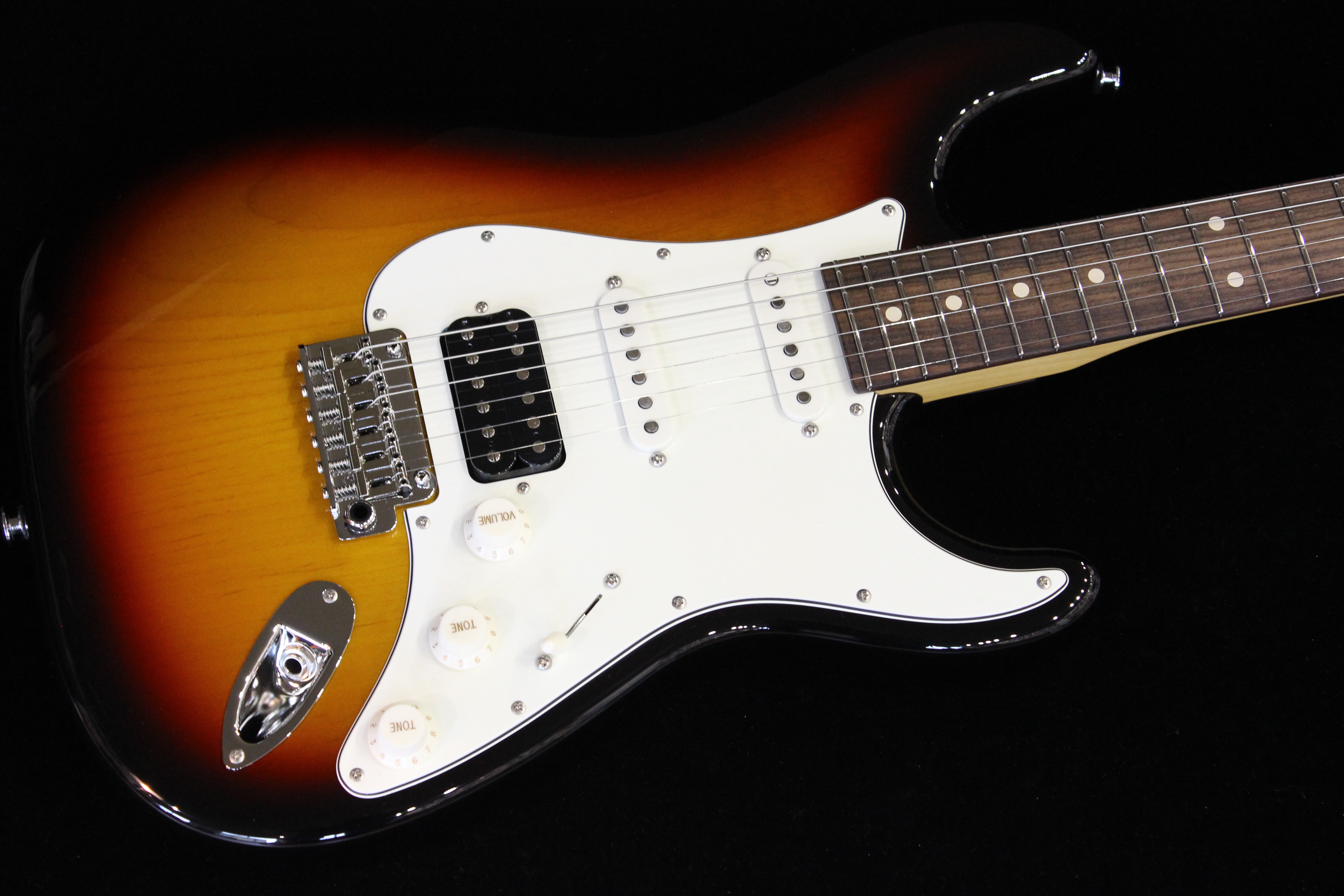 Wonderful How To Wire Ssr Thick Hh 5 Way Switch Wiring Clean Free Technical Service Bulletins Online Car Alarm Diagram Old Security Diagram BlackDimarzio Wiring Colors Suhr Classic Pro RW HSS 3 Tone Sunburst (SN: JST3R9M) | Gino Guitars