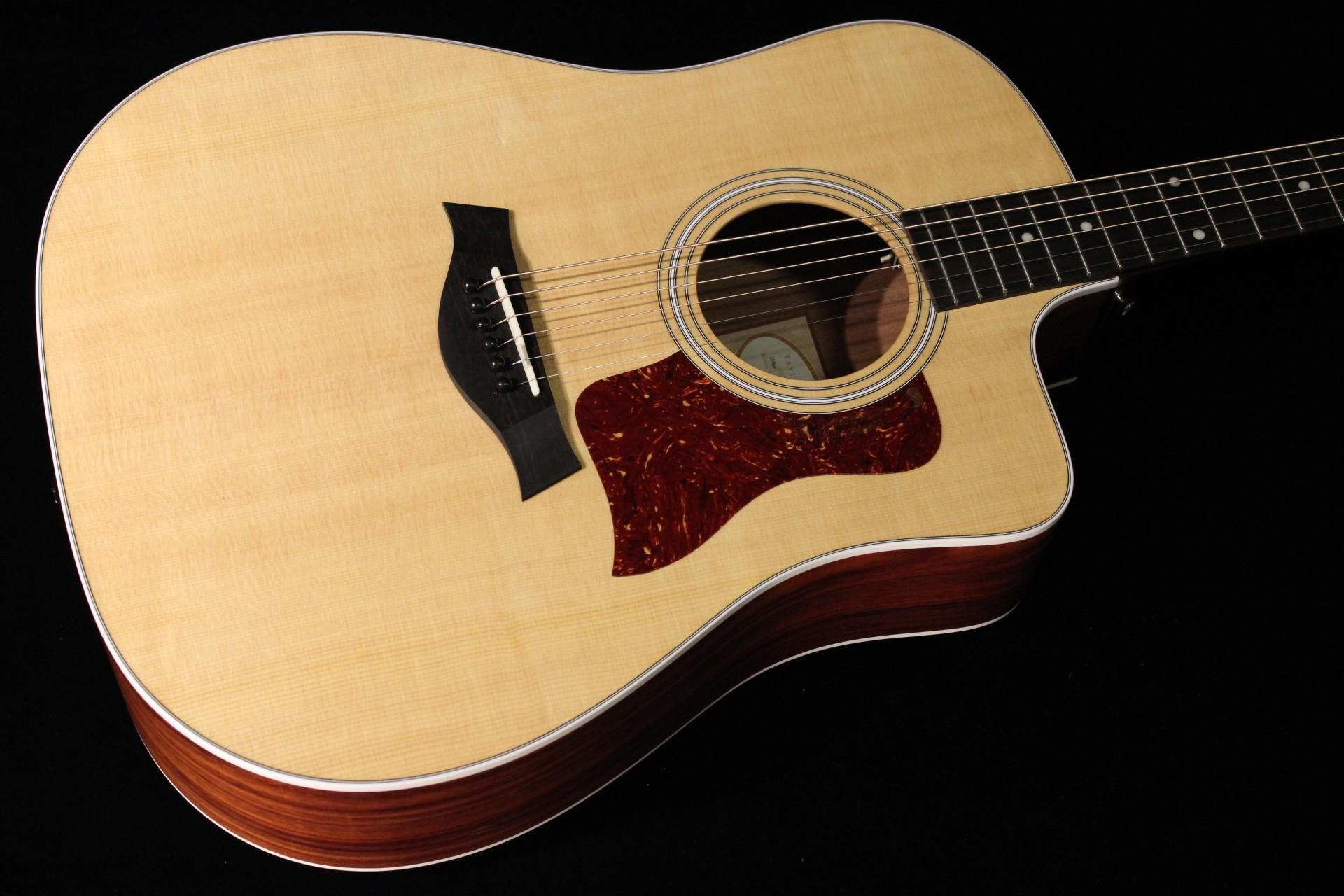 Taylor 210ce Natural (SN: 2105124133) | Gino Guitars